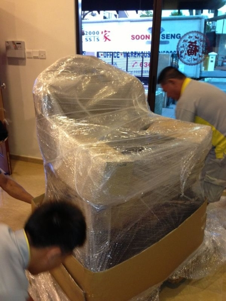 Professional Mover in Singapore