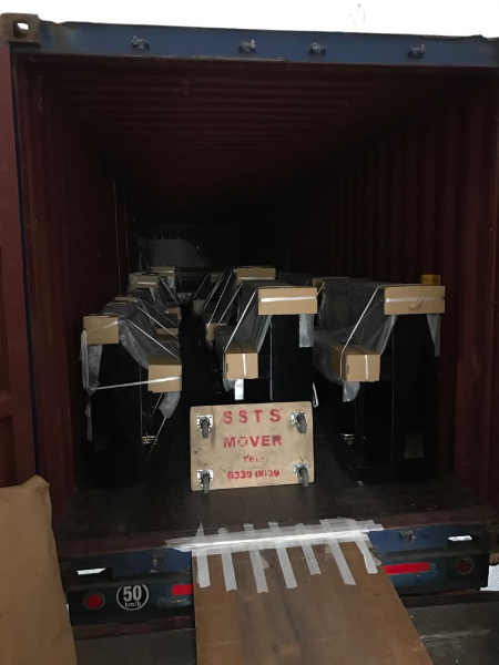 Piano Movers in Singapore