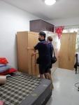 Dismantle cupboard